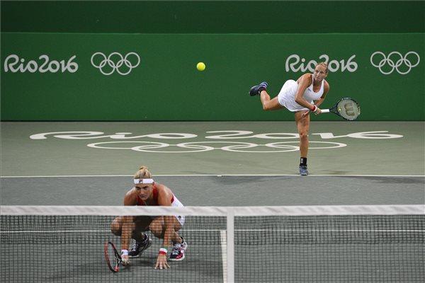 Rio ó2016 - Kiesett a Babos-Jani duó a második fordulóban