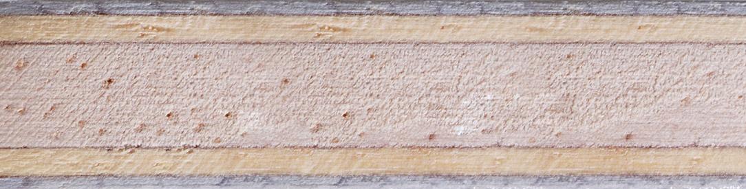 Tibhar Chila OFF asztalitenisz-ütőfa szerkezeti felépítése