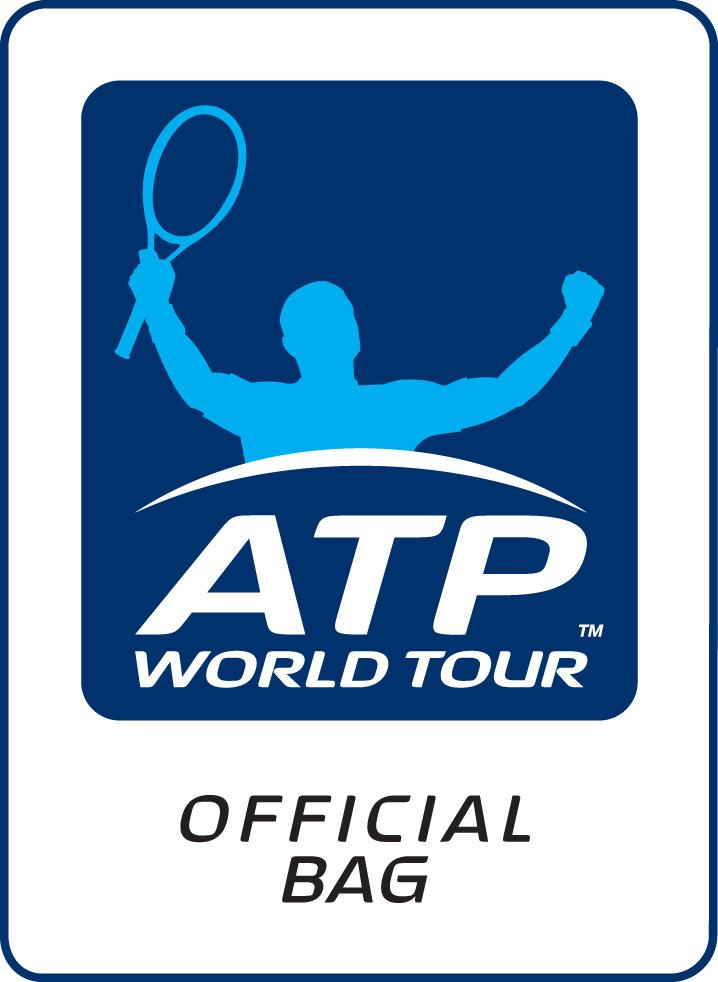 A Tecnifibre az ATP Tour hivatalos táskája
